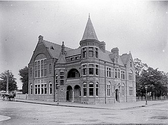 Our City, Christchurch - Civic offices in 1890