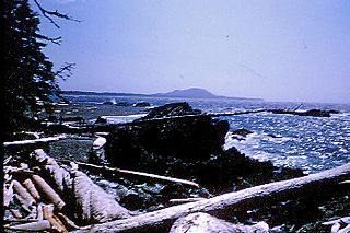 Porcher Island island in Canada