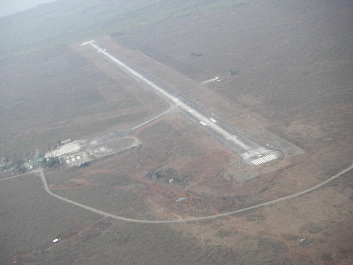 Aeroporto Dili : Baucau airport wikipedia