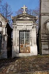 Tomb of Auguste Anicet-Bourgeois
