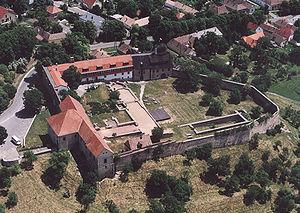 Pécsvárad - Pécsvárad, Monastery