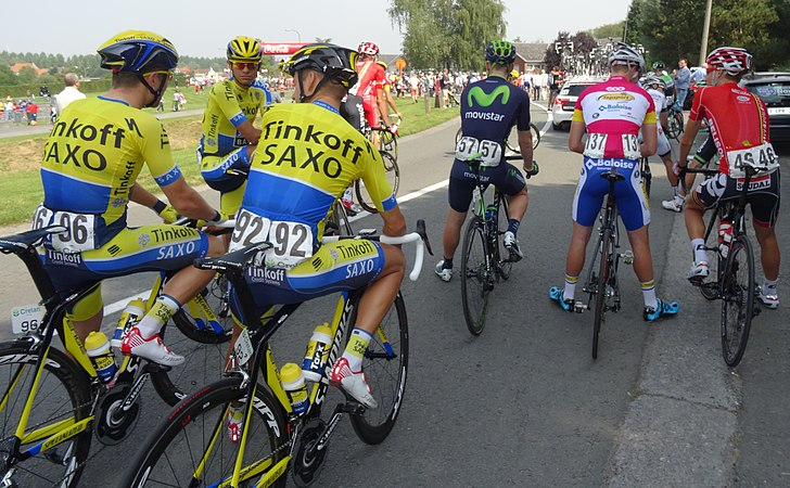 Péronnes-lez-Antoing (Antoing) - Tour de Wallonie, étape 2, 27 juillet 2014, départ (D05).JPG