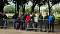 Pétanque spectators, Esplanade des Invalides, Paris 31 May 2015.jpg