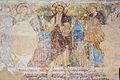 Pürgg Johanneskapelle Fresko Brotvermehrung.JPG
