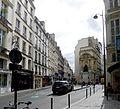 P1050077 Paris Ier place Mireille fontaine Molière rwk.JPG