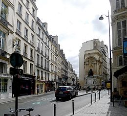 Image illustrative de l'article Rue de Richelieu