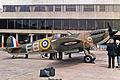 P7350 Supermarine Spitfire Mk IIa Royal Air Force BBMF MAN JUL88 (13532854073).jpg