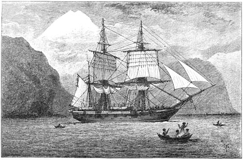 PSM V36 D770 Hms beagle in the straits of magellan.jpg