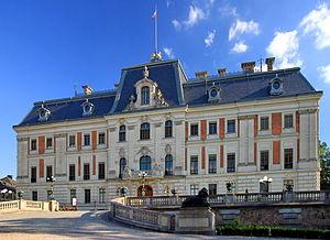 Duchy of Pless - Pszczyna (Pless) Palace