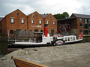 Paddle Steamer Monarch - geograph.org.uk - 1400407.jpg
