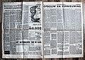 """Pagina 6 & 7 Nederlands (NSB) Nationaal socialistisch Weekblad """"Volk En Vaderland"""" 31 Mei 1940.jpg"""