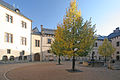 Palác Vlašský dvůr (Kutná Hora) nádvoří1.JPG