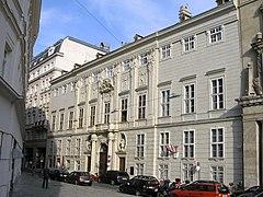 Palais Schönborn-Batthyány Vienna Sept 2006 001
