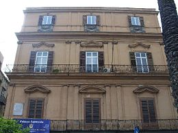 Villa Martorana Genuardi Via Centorbe Palermo Pa