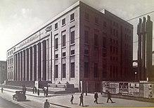 Ufficio Postale A Palermo : Palazzo delle poste palermo wikipedia