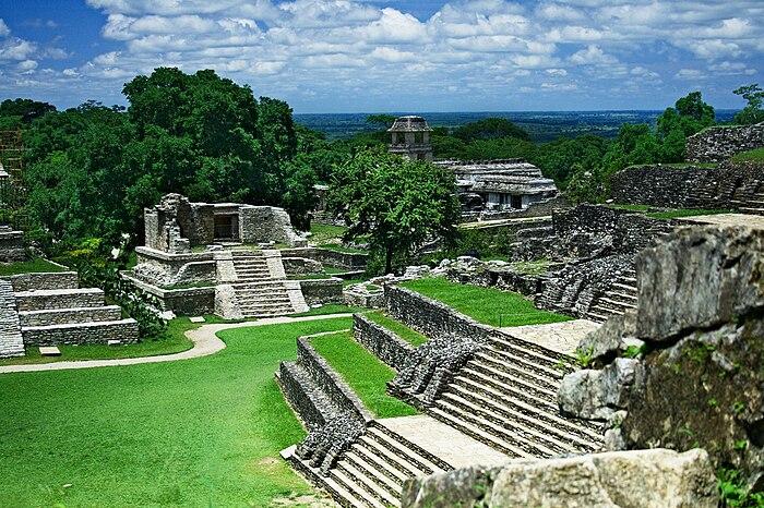 mayan sacrifice temple - HD2000×1331