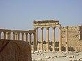 Palmyra (Tadmor), Baal Tempel (37819455765).jpg