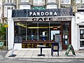 Pandora Café, No. 5 Belgrave Promenade, Wilder Road, Ilfracombe. - geograph.org.uk - 1277176.jpg