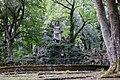 Parco di pratolino, fontana di giove (da bandinelli) 02.jpg