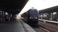 File:Pardubice hl.n. (Railjet, RegioJet, LEO Express, Pendolino).webm