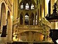 Paris, France. EGLISE SAINT ETIENNE DU MONT. (PA00088414) (interior).jpg
