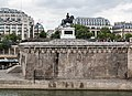 Paris, Reiterstatue Heinrich IV. -- 2014 -- 1424.jpg