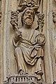 Paris - Cathédrale Notre-Dame - Portail du Jugement Dernier - PA00086250 - 059.jpg