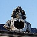 Paris - Les Invalides - Façade nord - Lucarne - PA00088714 - 006.jpg