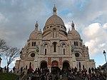 Paris 75018 Basilique du Sacré-Cœur 20160223 exterior (02).jpg