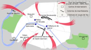 Paris massacre of 1961