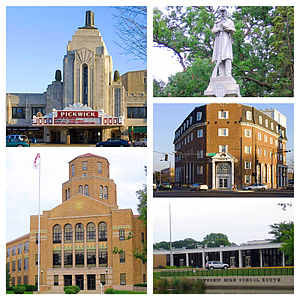 Park Ridge, Illinois - Image: Park Ridge IL Photo Collage