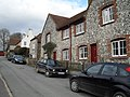 Parked cars on Church Hill - geograph.org.uk - 1721219.jpg