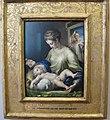 Parmigianino, madonna col bambino e un certosino 01.JPG