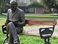 Parque Tradiciones statue, Lima.jpg