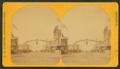 Part of Main Street during celebration, Sept. 5, 1883. Bismarck, D.T, by L. D. Judkins.png
