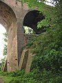 Part of the 3 arched bridge carrying the London to Dover railway line - geograph.org.uk - 567364.jpg