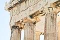 Parthenon Columns, Acropolis, Athens (10045439306).jpg