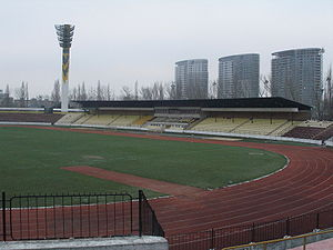 FK Inter Bratislava - Stadium Pasienky in Bratislava