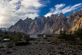 Passu cones , view from Passu village.jpg