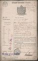 Paszport wystawiony przez wladze pruskie dla hrabiego Mycielskiego na wyjazd do Kalisza i Sieradza.jpg