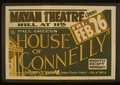 "Paul Green's ""House of Connelly"" (at the) Mayan Theatre LCCN98516818.tif"
