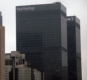Paul Hastings - The Paul Hastings Tower in Los Angeles