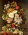 Pauline von Koudelka Schmerling Stilleben mit Blumen 1839.jpg