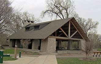 North Mississippi Regional Park - Pavilion at North Mississippi Regional Park