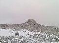 Peñón de los Enamorados, nevado.jpg