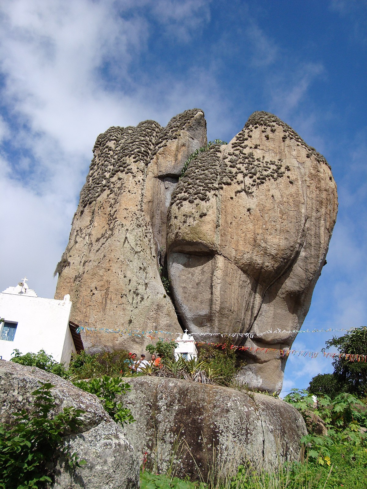 Pedra de Santo Antônio – Wikipédia, a enciclopédia livre