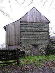 Pennsylvania barn - Wikipedia