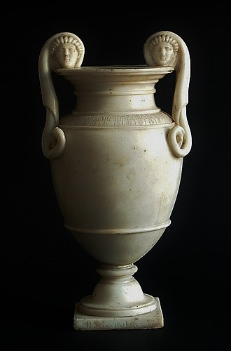 Peter Scheemakers - The Alexander Vase