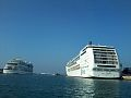 Petit navire entre AIDA BLU et MSC LIRICA.jpg