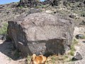 Petroglyphs at Map Rock near Marsing Idaho 2.jpg